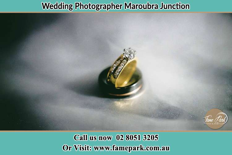 Wedding ring photo Maroubra Junction NSW 2035